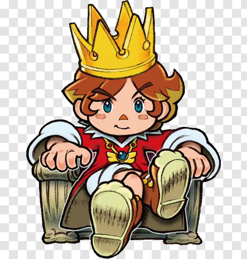 Little Kings Story Monarch Clip Art Crown King Transparent Transparent Png Cartoon graphics of a crown decorated with pearls and a cross on top. little kings story monarch clip art