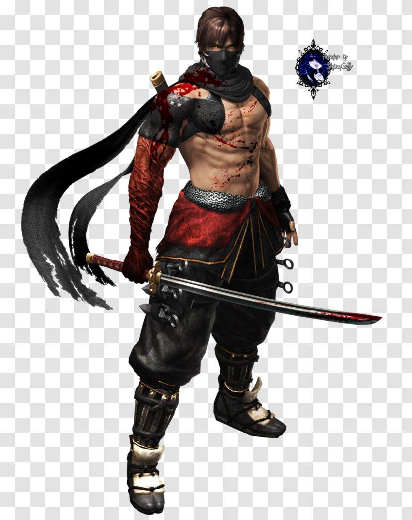 Ninja Gaiden 3 Razor S Edge Ryu Hayabusa Sigma 2 Playstation 3 Team Razor Transparent Png