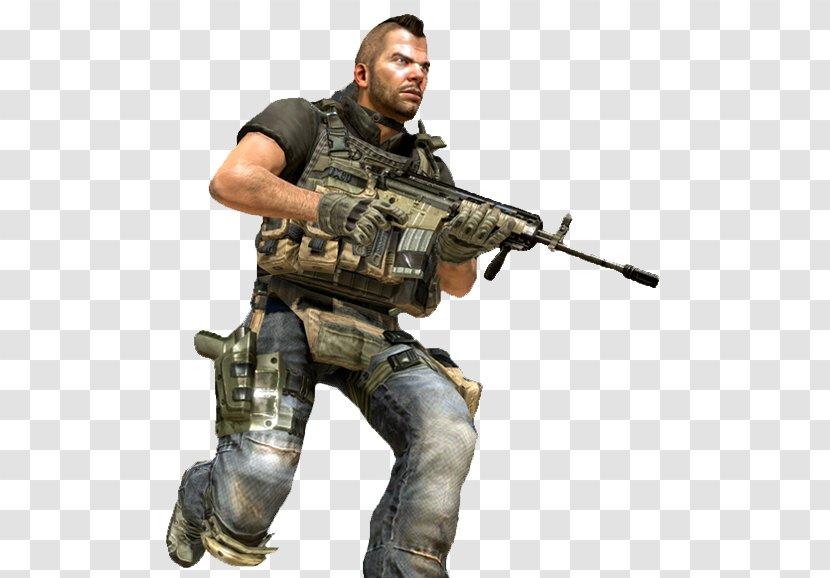Call Of Duty Modern Warfare 2 3 Duty 4 World At War Infantry