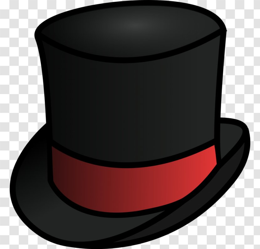 The Mad Hatter Top Hat Drawing Clip Art Transparent Png