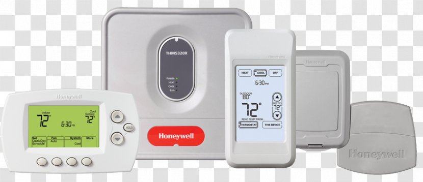 Programmable Thermostat Honeywell Focuspro 6000 System Focus Pro 5000 Transparent Png