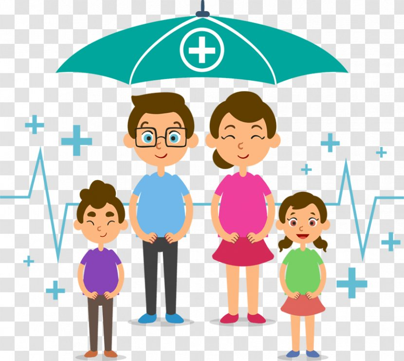 Kids Playing Cartoon - Term Life Insurance - Family Pictures Happy Transparent PNG