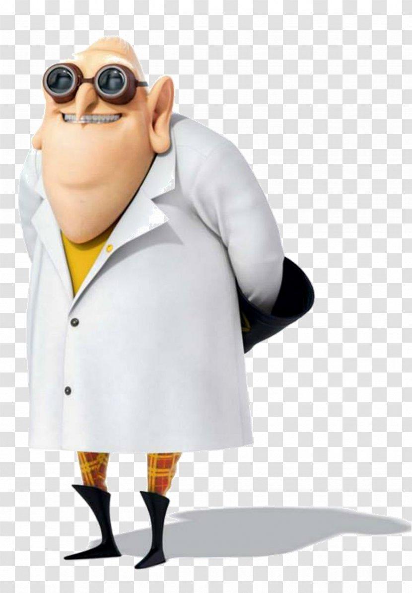 Dr. Nefario Felonious Gru Mr. Perkins Vector Despicable Me - Character - Doctor Who Transparent PNG