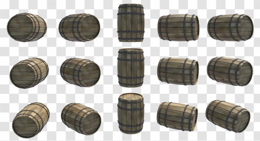Barrel 3D Rendering - Deviantart - Wood Transparent PNG
