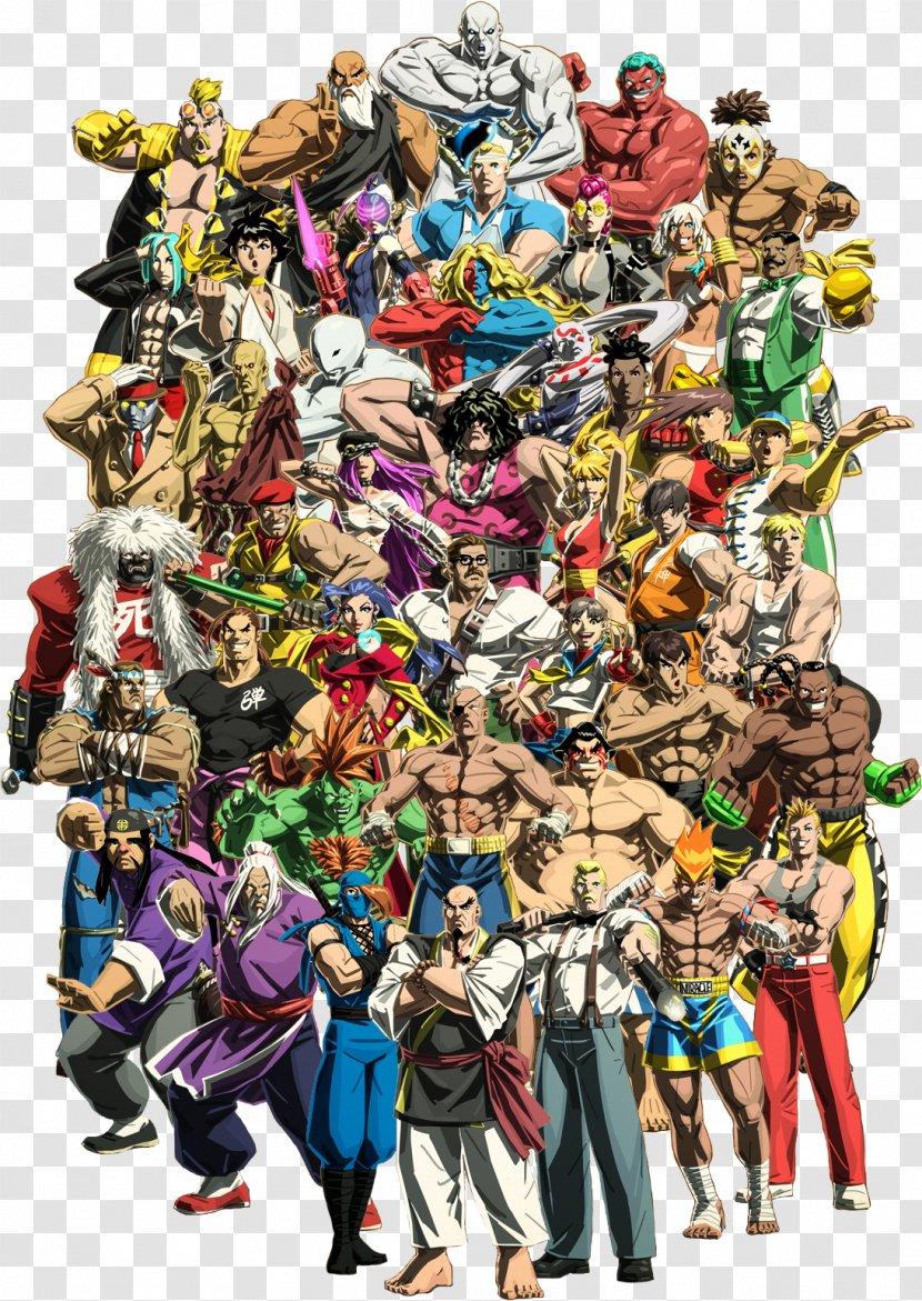 Street Fighter Iii V X Men Vs Sagat Ken Masters M Bison
