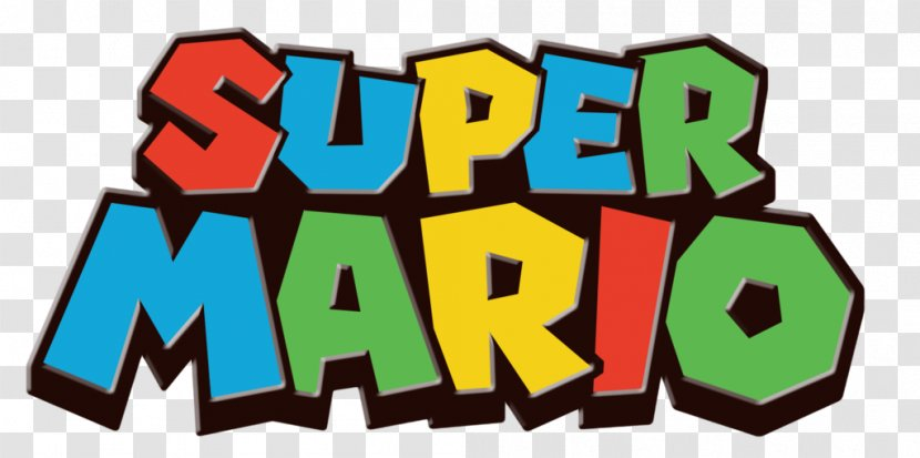 Card Game Logo Clip Art - Doodle Super Mario Transparent PNG