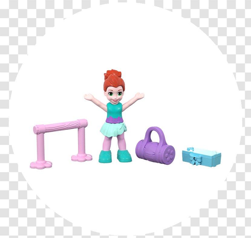 Mattel Polly Pocket Barbie Doll Monster High - Figurine Transparent PNG