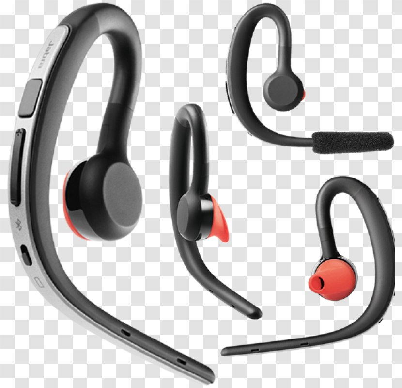 Jabra Storm Headphones Headset Bluetooth Technology Transparent Png