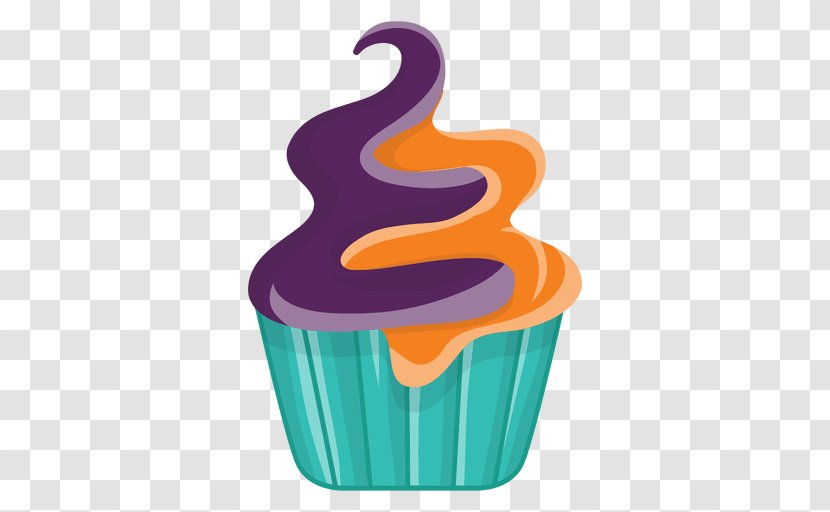 Cupcakes And Muffins Drawing Vexel - Cupcake Topper Transparent PNG
