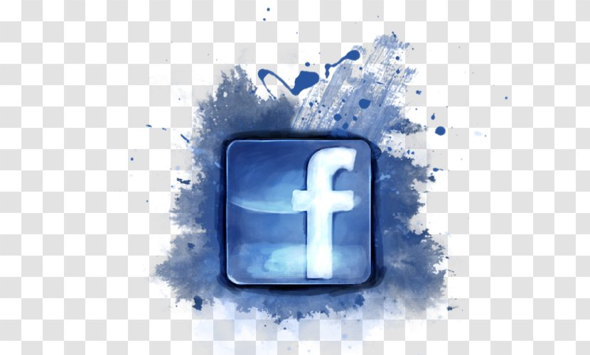 Facebook Logo Social Networking Service Media Icon - Online Chat - Software Transparent PNG