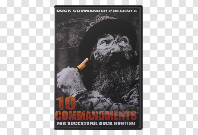 Duck Commander Devotions For Kids Happy, Happy: My Life And Legacy As The Hunting Ten Commandments - Dynasty Transparent PNG