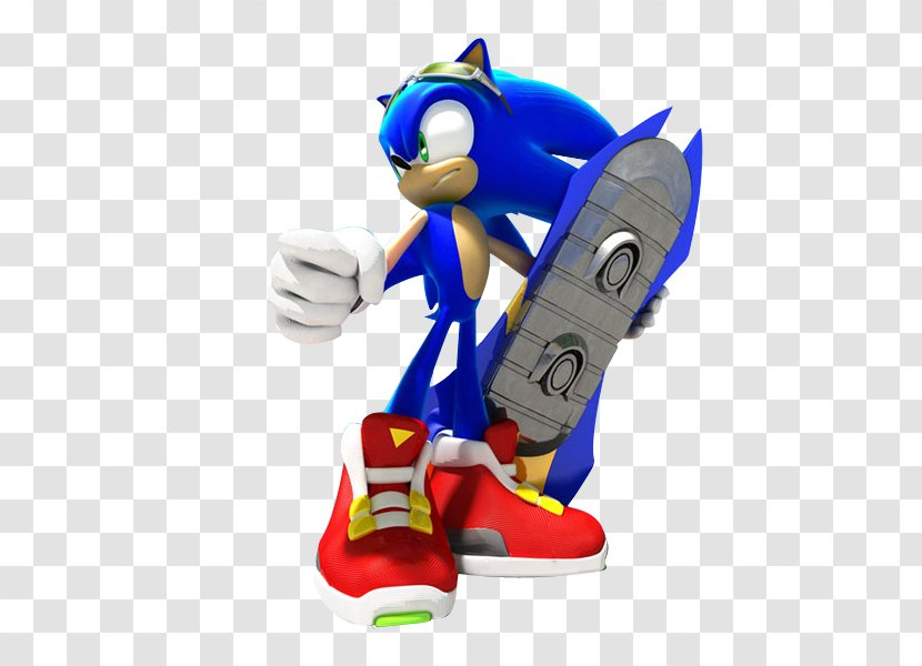 Sonic Riders Zero Gravity Free Riders The Hedgehog Tails Action Figure Sega Dreamcast Controller Transparent Png