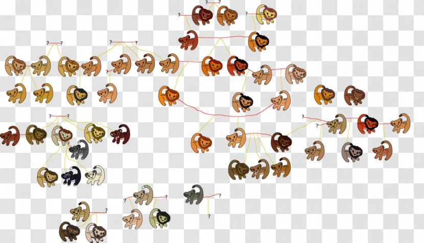 Lion Mufasa Simba Family Tree Rhythm Of The Pride Lands Transparent Png