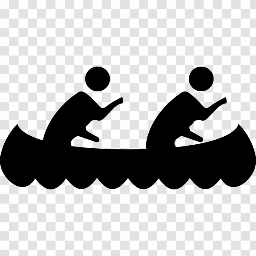 Canoeing And Kayaking Clip Art - Paddle - Rowing Transparent PNG