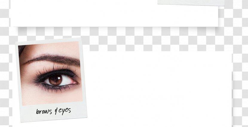 Eyelash Extensions Brand - Forehead - Design Transparent PNG