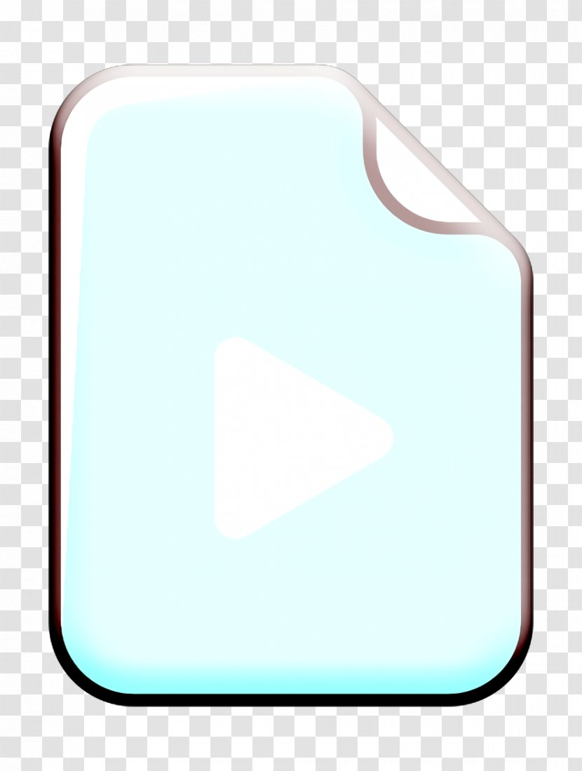 Audio Icon Documents File Player Rectangle Logo Transparent Png
