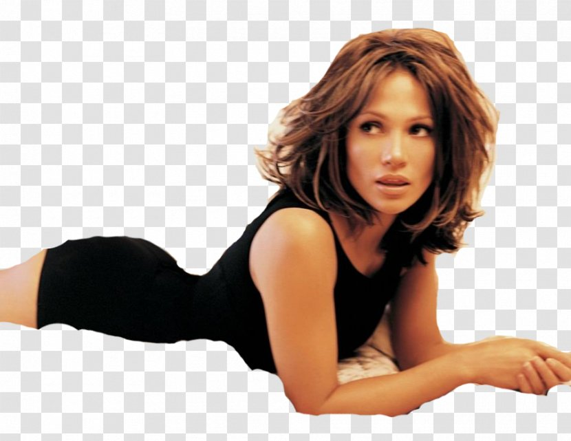 Jennifer Lopez Hairstyle Short Hair Bob Cut Cartoon Transparent Background Transparent Png