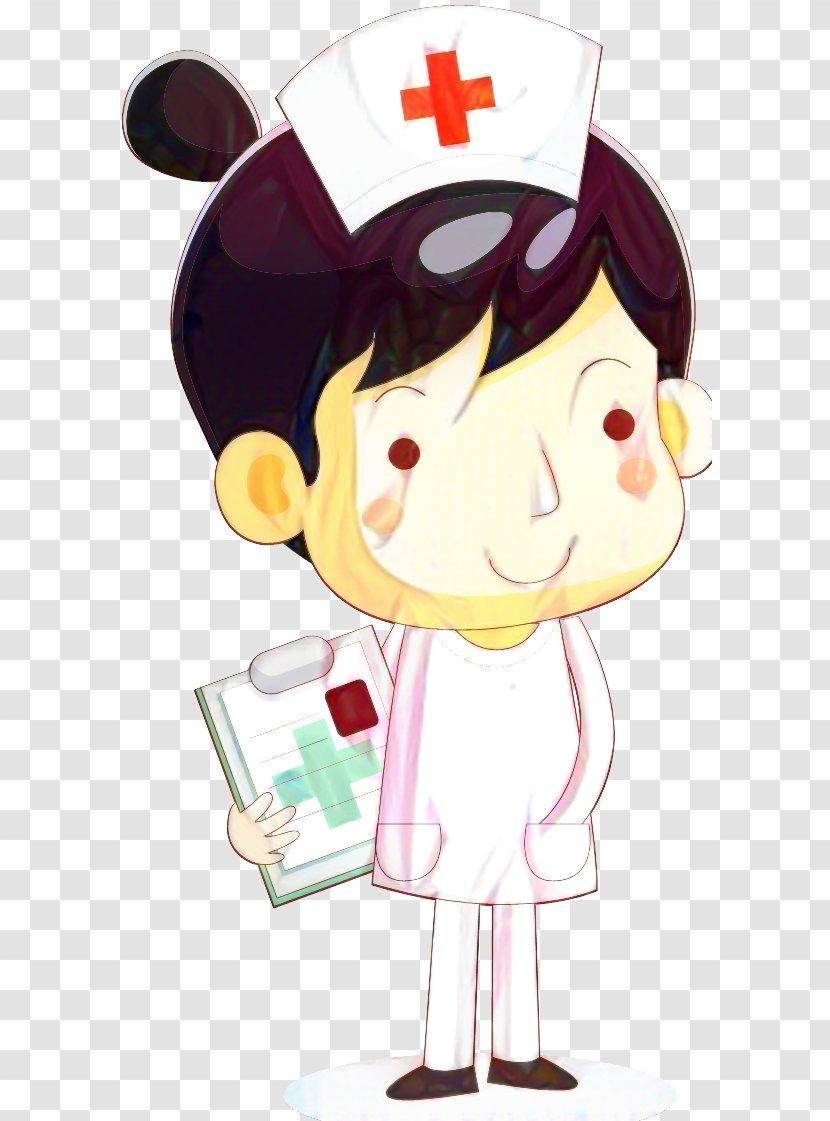 Nursing Student Nurse Clip Art Image Cartoon Health Public Transparent Png
