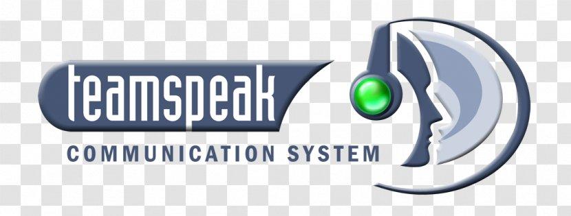 TeamSpeak Logo Computer Servers Brand Font - Crack - Teamspeak Transparent PNG