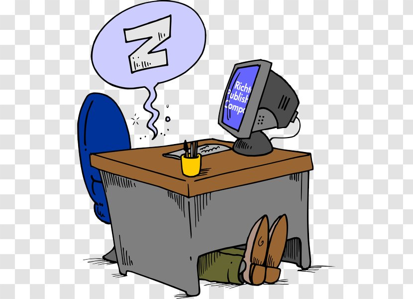 Student sleeping at the desk with book Royalty Free Vector