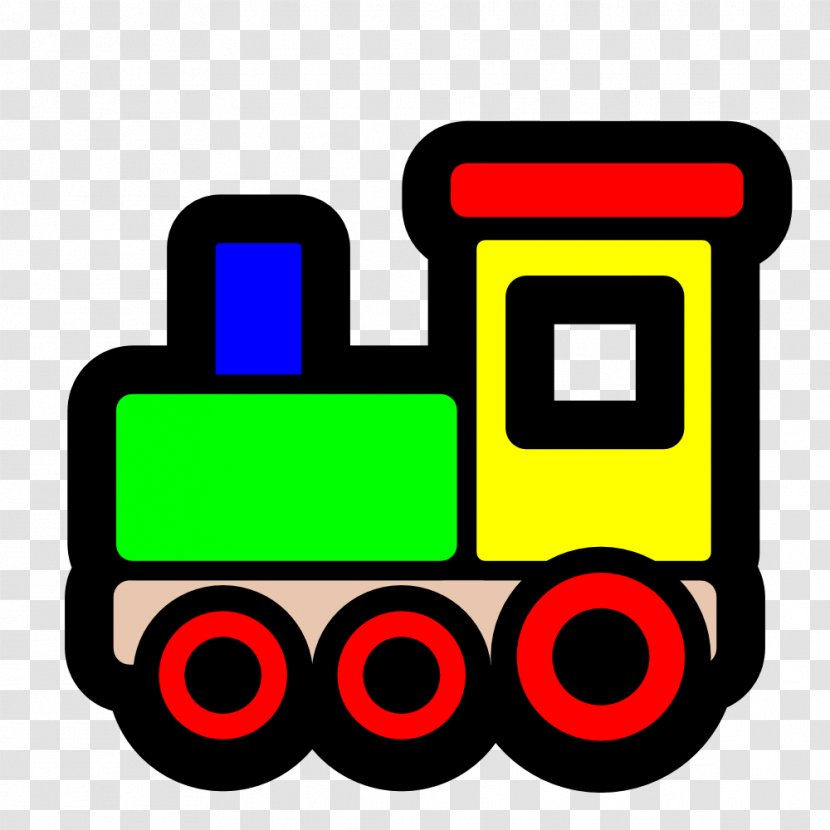 Wooden Toy Train Rail Transport Clip Art Logo Engine Clipart Transparent Png