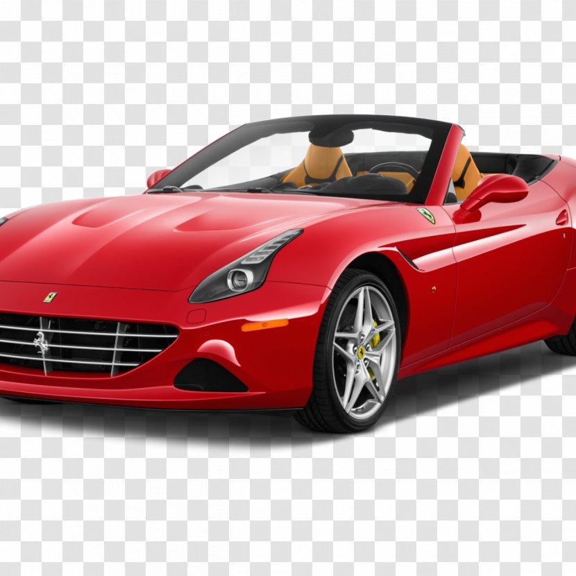 2015 Ferrari California Sports Car Luxury Vehicle 458 Spider Transparent Png