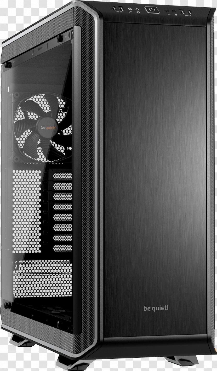 Computer Cases & Housings Be Quiet! Dark Base 900 Pro Full-Tower Case BGW ATX - Miniitx Transparent PNG