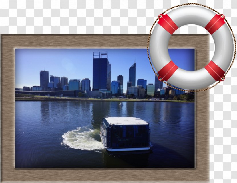 Perth Water Crystal Swan Cruises Melville River Cruise Europe City Skyline Sunset Transparent Png