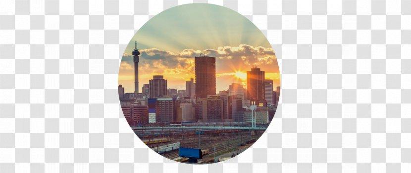 Oval - Johannesburg Skyline Transparent PNG