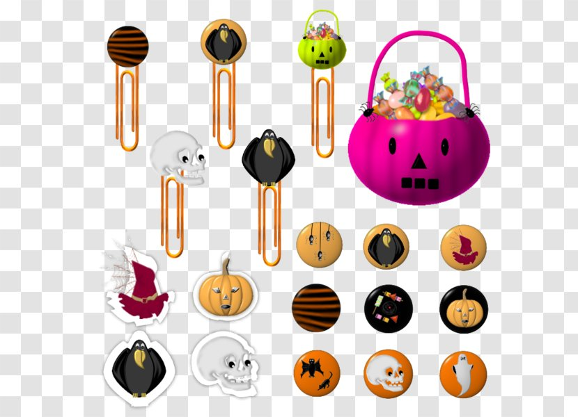 Halloween Candy Confectionery Social Media Personalization - Self-service Transparent PNG