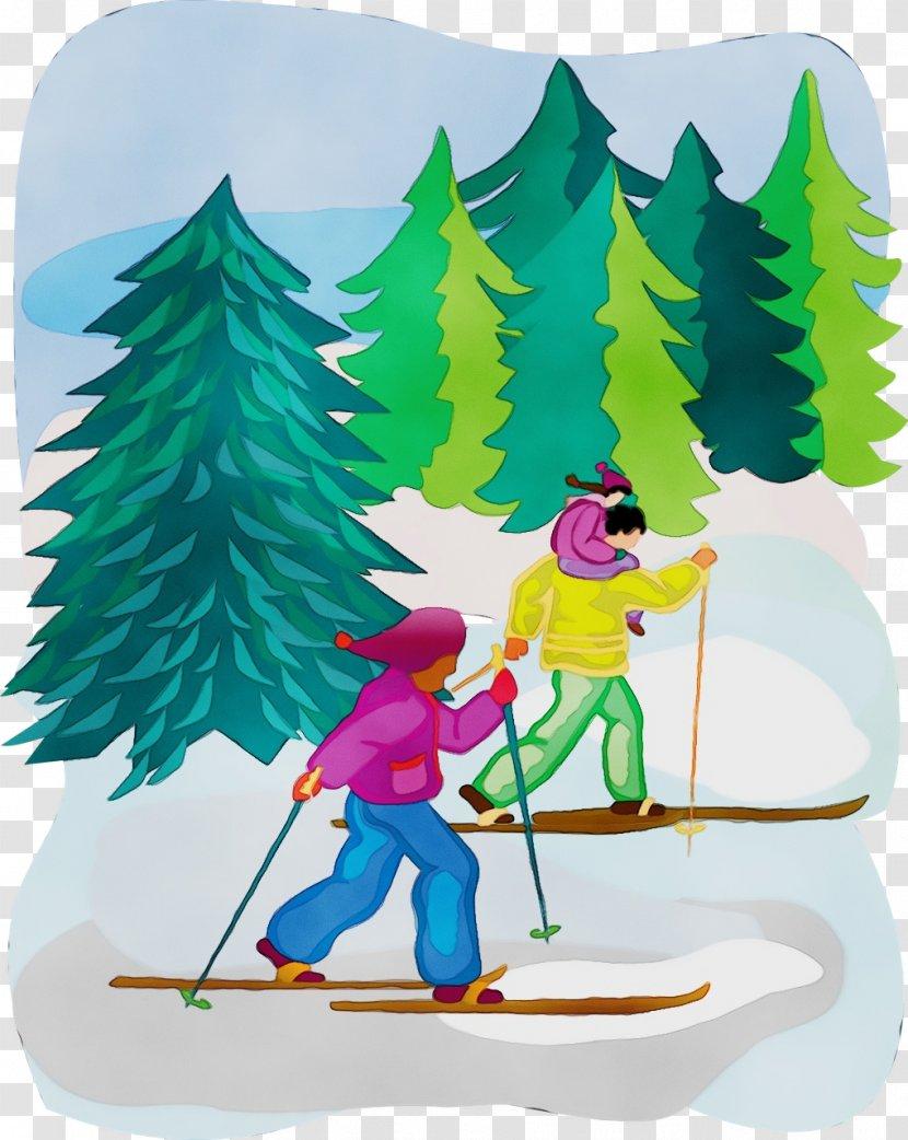 Skiing Drawing Snowboarding Design Ski Touring Slalom Transparent Png