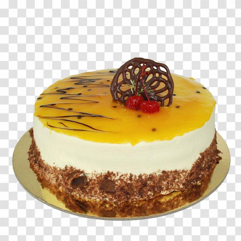 Carrot Cake Tart Cheesecake Torte Mousse - Bavarian Cream Transparent PNG