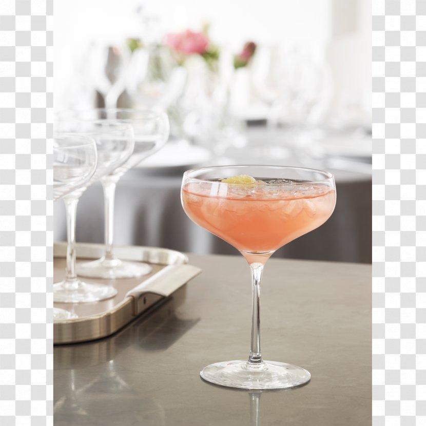 Cocktail Garnish Wine Glass Martini Holmegaard Transparent PNG