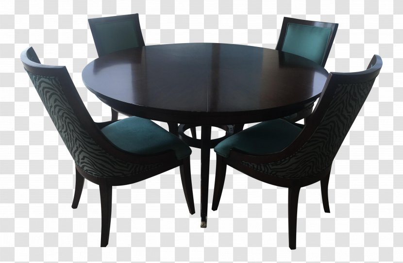 Table Chair Dining Room Matbord Furniture Mahogany Civilized Transparent Png