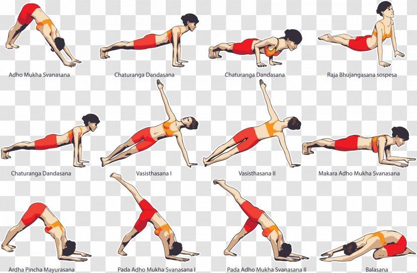 Yoga Physical Exercise Asana Clip Art Human Body Vector Image Transparent Png