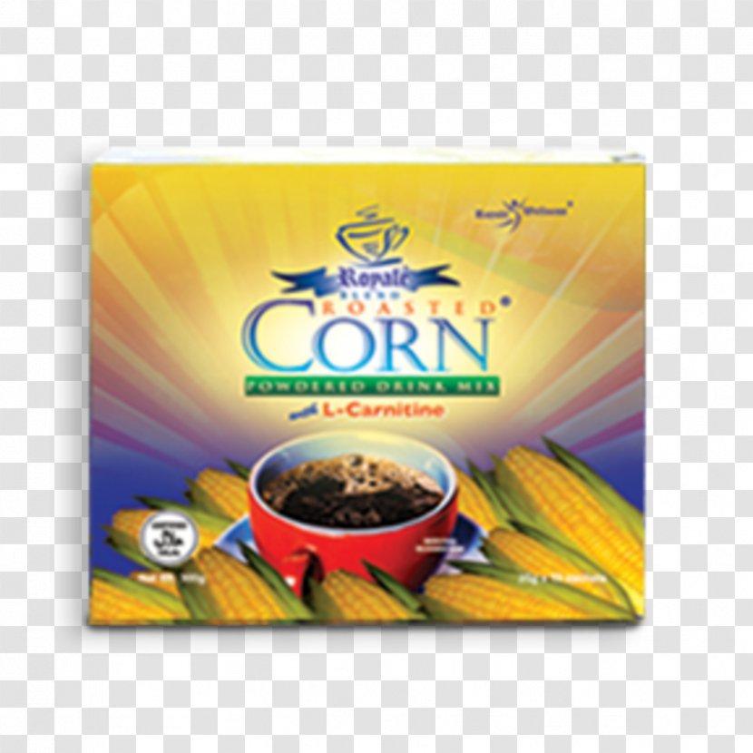 Drink Mix Orange Juice Dietary Supplement - Roasted Corn Transparent PNG