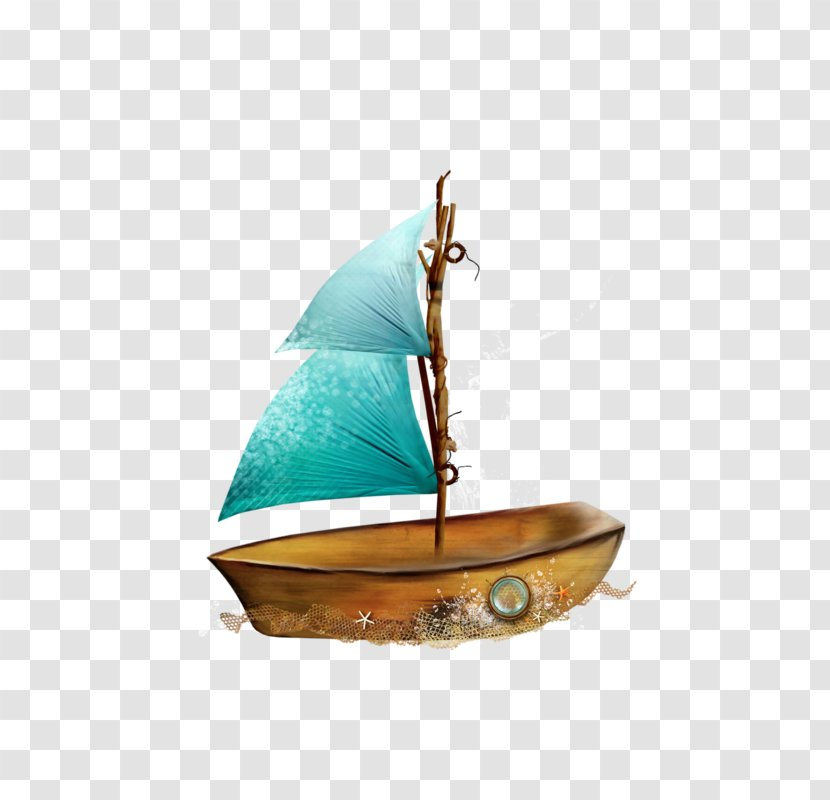 Boat Download Fishing Wooden Sailboat Transparent Png