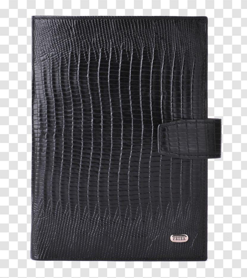 Wallet Black M Transparent PNG