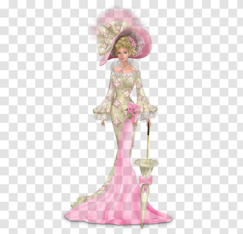 My First Barbie Fashion Clothing Doll Transparent Png