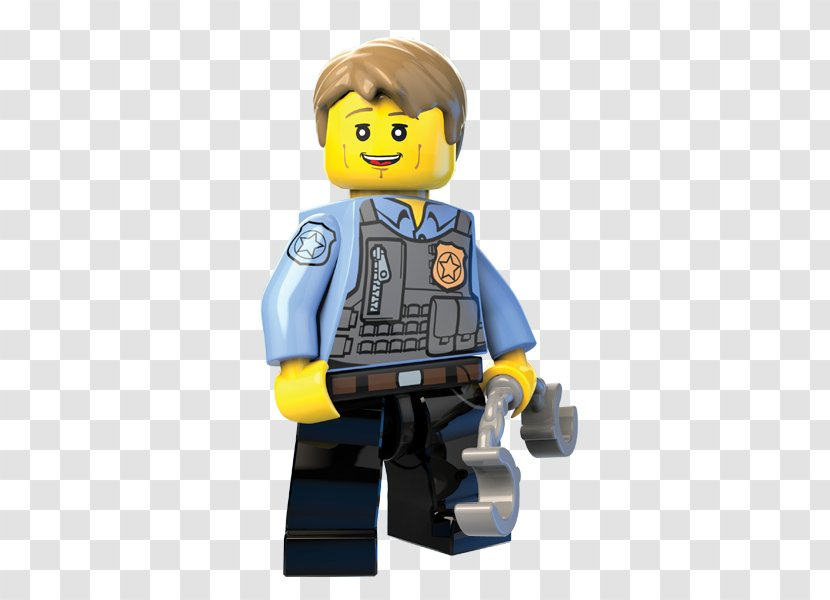 Lego City Undercover The Chase Begins Wii U Legoland Florida Batman 2 Dc Super Heroes Policeman