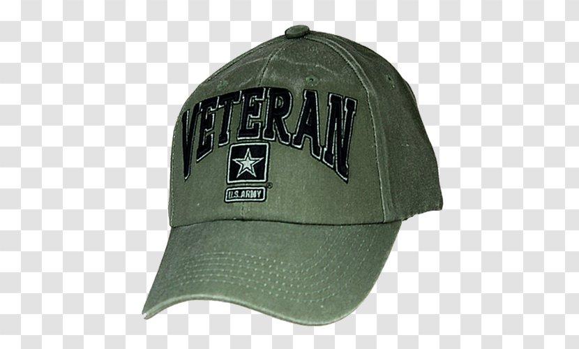 Baseball Cap Product Veteran Transparent PNG