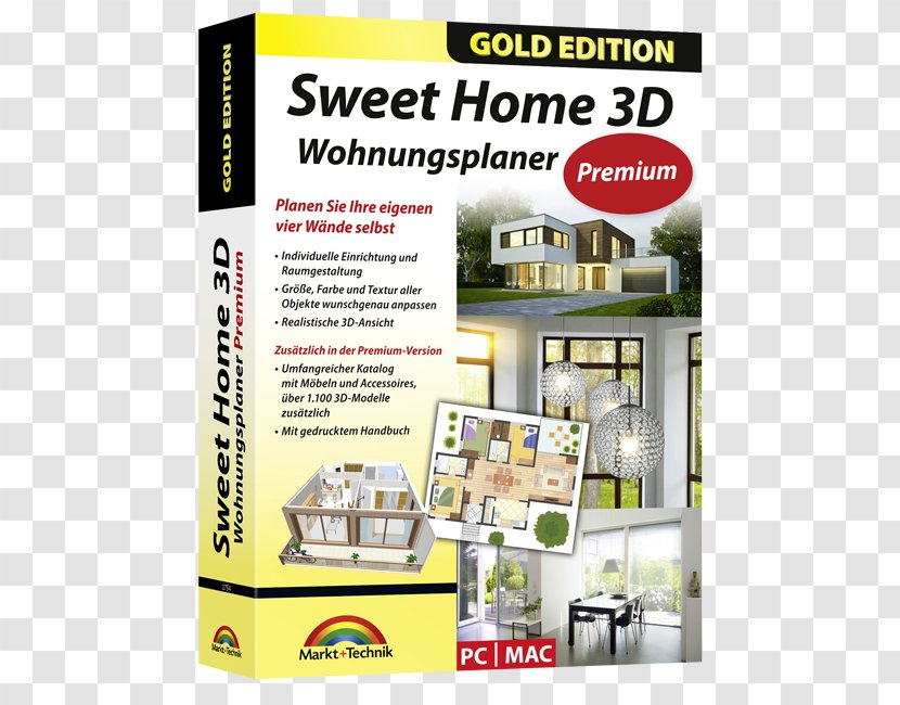 Sweet Home 3d Computer Software Program Graphics Computer Aided Design Transparent Png