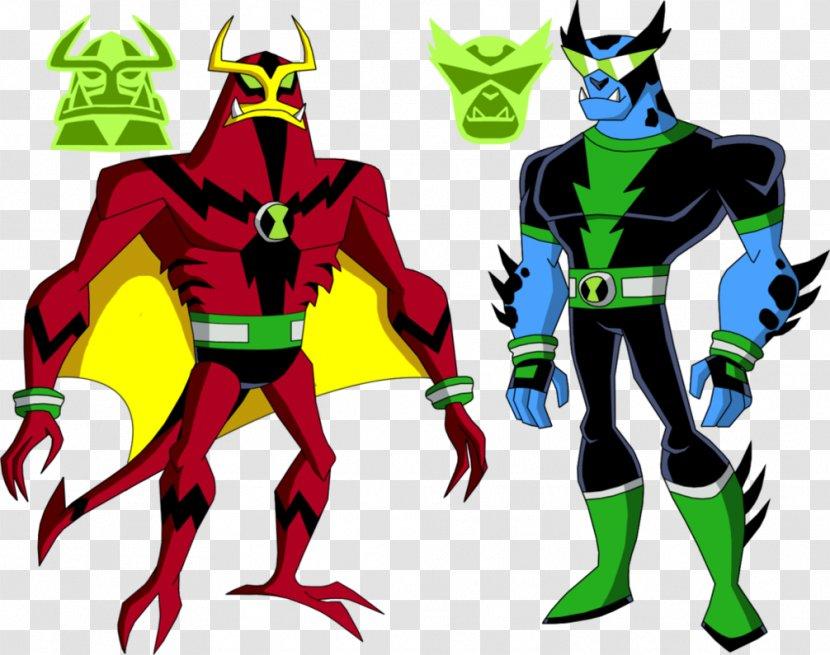 Ben 10 Omniverse 2 Deviantart Superhero Supervillain Transparent Png