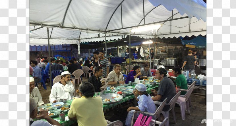 Community Chao Phraya River Muslim Bangkok Ramadan - Thai Cuisine - Muslims Celebrate Karim Transparent PNG