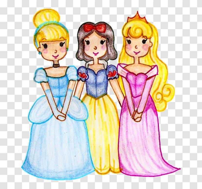 Snow White Cinderella Disney Princess Clip Art Dress Three