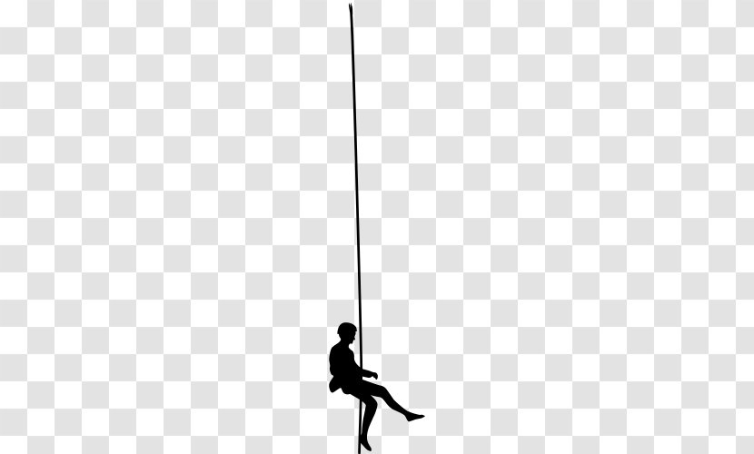 Black Line Silhouette White Angle Transparent PNG