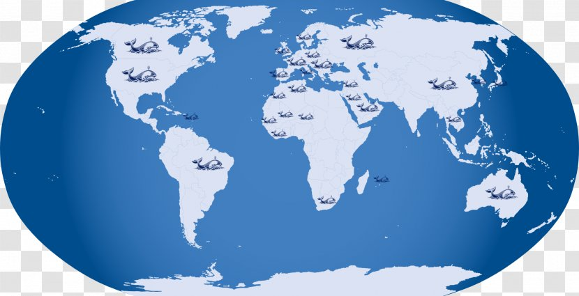 World Map The World: Maps Collection Transparent PNG