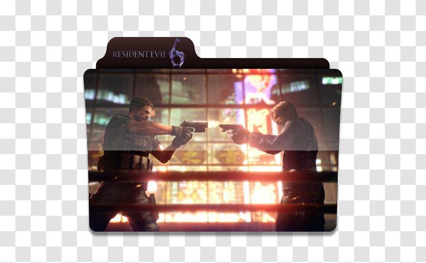 Resident Evil 6 Leon S Kennedy Chris Redfield 2 Good Vs