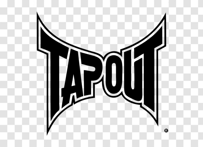 Ultimate Fighting Championship Tapout Mixed Martial Arts Logo Cartoon Transparent Png