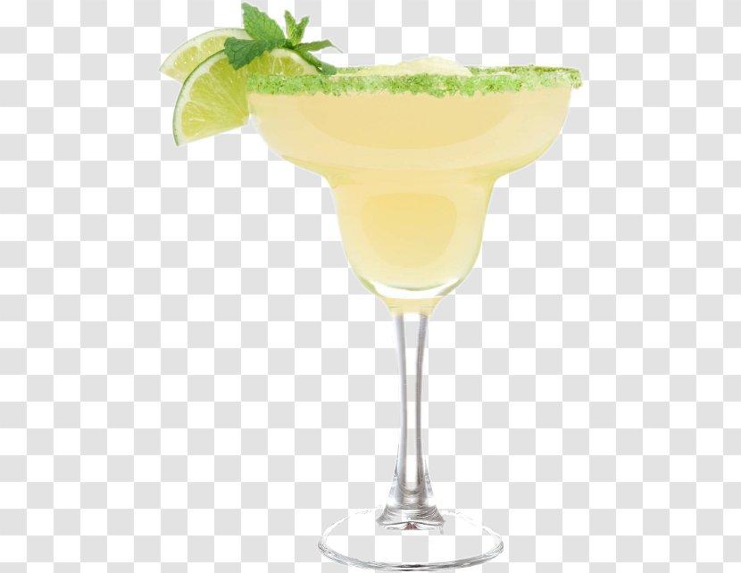 Margarita Cocktail Garnish Daiquiri Martini - Drink Transparent PNG